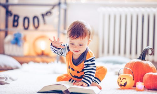 French fall book for kids: Touche à tout : L'automne