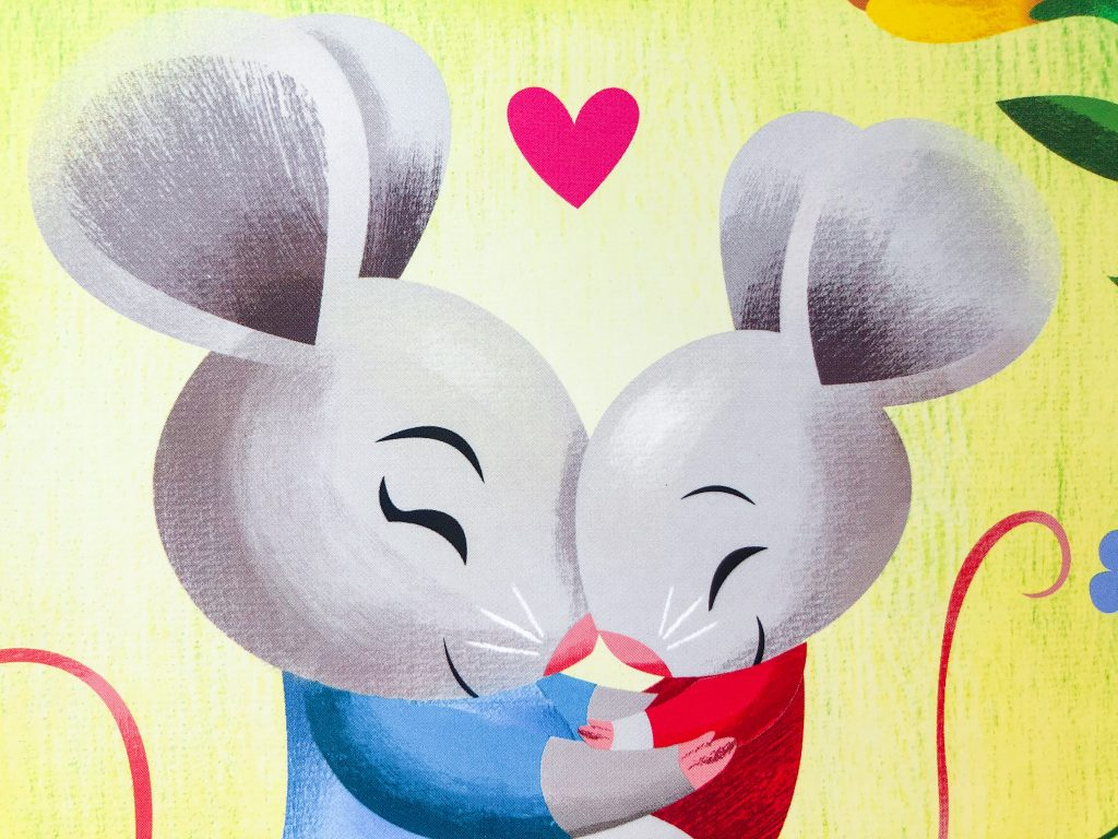 French children's book: Cultiver la Gentillesse