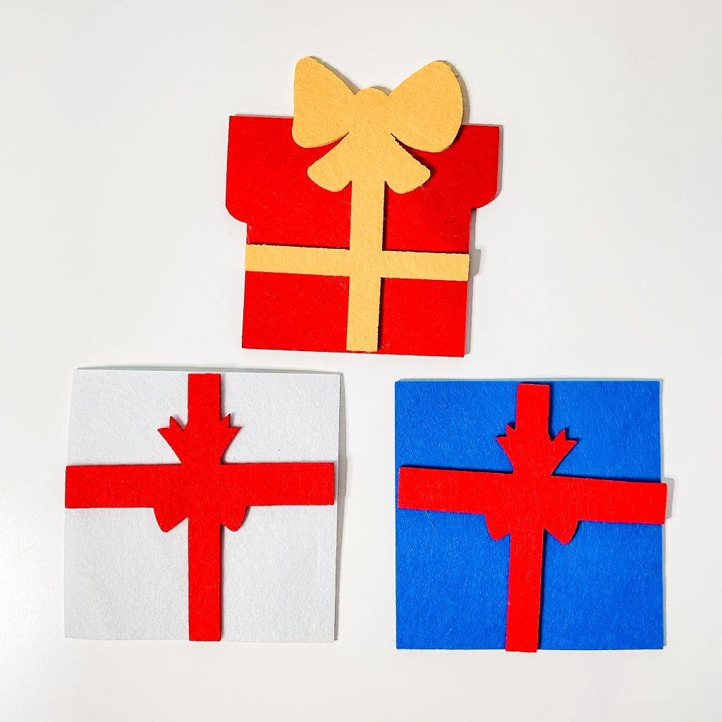 Christmas in French - gifts cadeaux