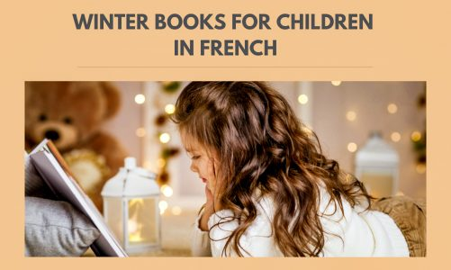 French books for children: What we're reading this winter