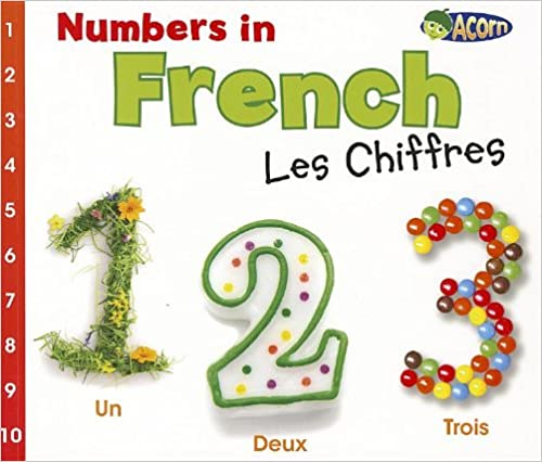 numbers in french books
