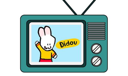 French kids' cartoon (dessin animé): Didou