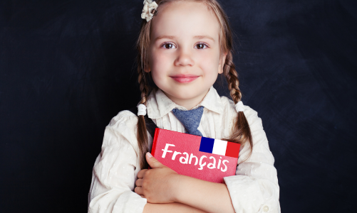 Tips to encourage your child to speak French at home