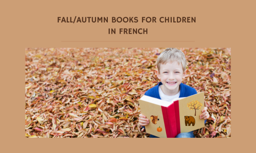 french children's books fall autumn